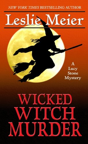 Read Online Wicked Witch Murder (A Lucy Stone Mystery: Thorndike Press Large Print Mystery) PDF