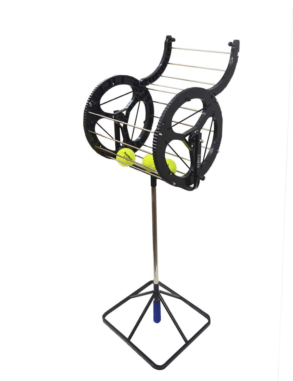 Amazon.com: Lesmin - Bolas de tenis 2 en 1 con asa para ...