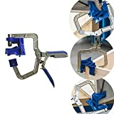 2019 NEWEST Auto-Adjustable 90 Degree Corner Clamps, Face Frame Clamps Woodworking Fit Tools For Kreg Jigs And 90° Corner Joints/T Joints by Oclot