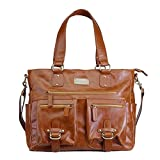 Kelly Moore Libby Bag, Caramel / Brown