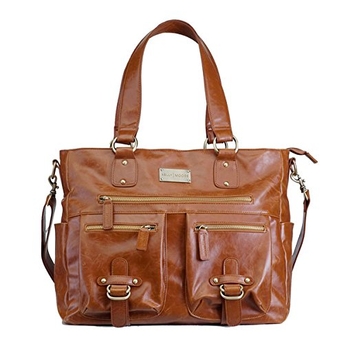 Kelly Moore Libby Bag - Caramel  Brown