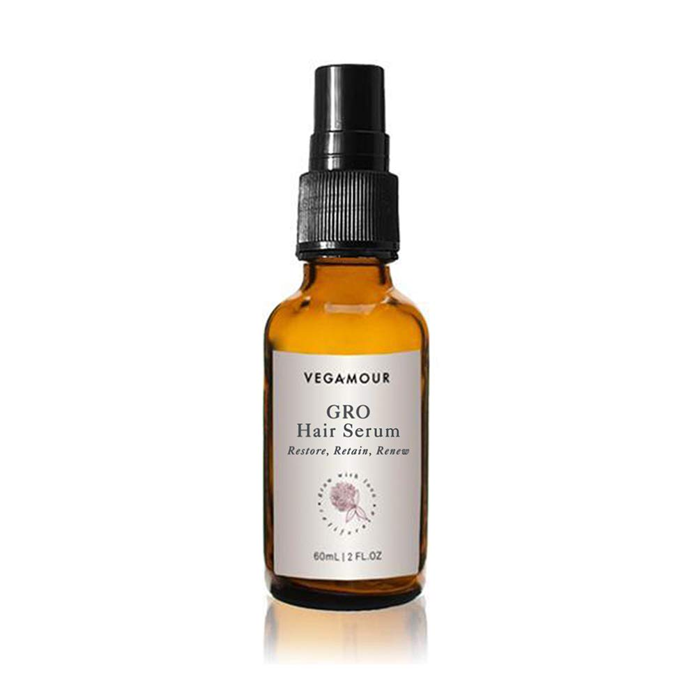 Vegamour Volumizing Hair Serum, Plant-based DHT Inhibitor , 2 oz