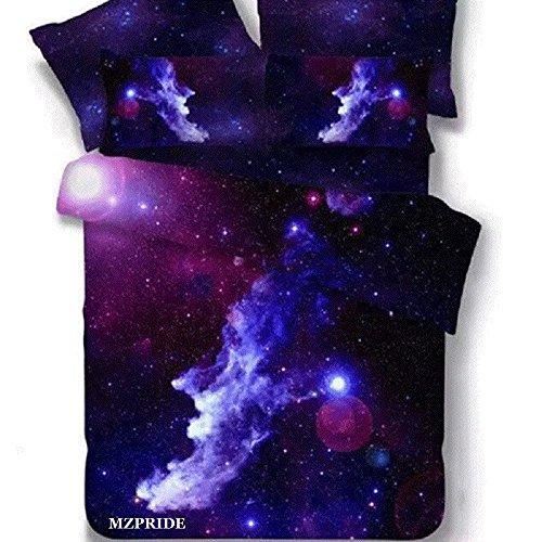 galaxy bedding full size - 8