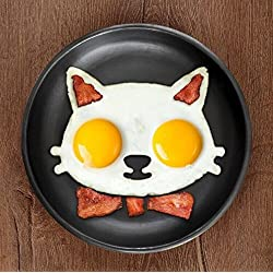 Feesy Cat Egg Mold,Biscuit Mold Cookie Cutter
