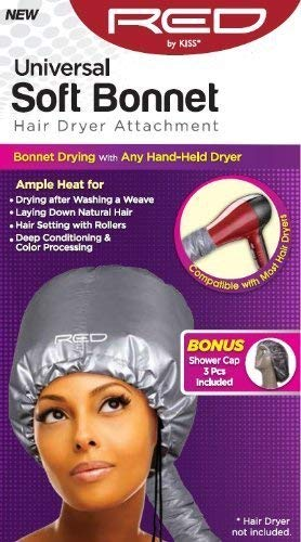 Universal Soft Bonnet Hair