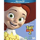Toy Story 2 [Blu-ray 3D + 2D] [Region Free] [UK Import]