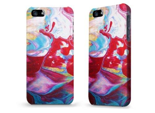 """Hülle / Case / Cover für iPhone 5 und 5s - """"Macro 32"""" von Gela Behrmann"""