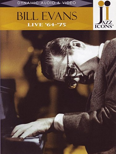 Jazz Icons: Bill Evans - Live in '64-'75 (Icon 2008)
