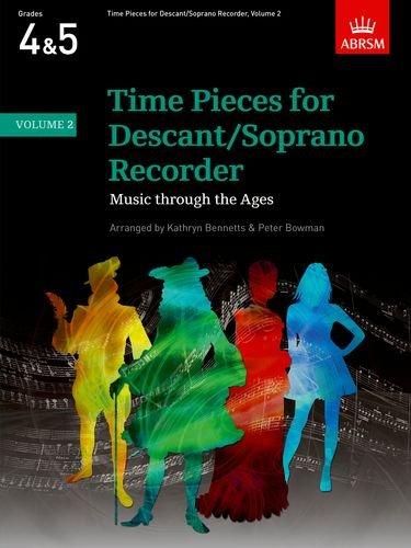 (Time Pieces for Descant/Soprano Recorder (v. 2))