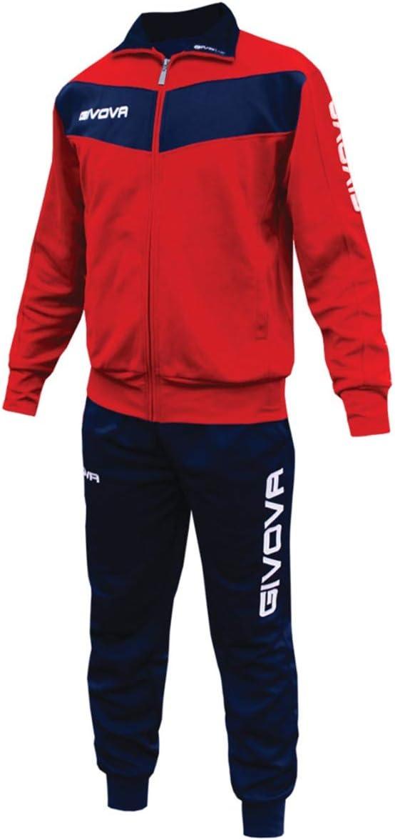 Giosal Surv/êtement de sport Givova unisexe pour homme et femme
