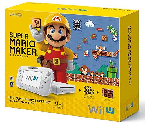 WiiU本体 スーパーマリオメーカーセット