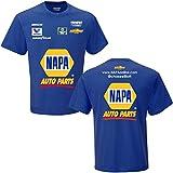 #7:  Checkered Flag Men's 2018 NASCAR Uniform Sponsor T-Shirt