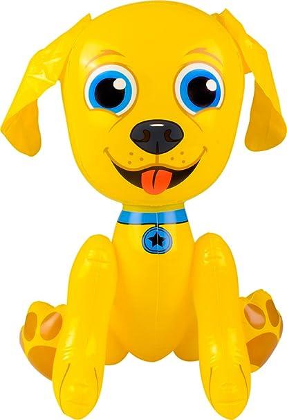Amazon.com: Block Buster disfraces cachorro perro dorado ...
