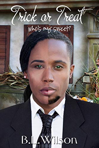 Book: Trick or Treat - who's my sweet? by B.L. Wilson