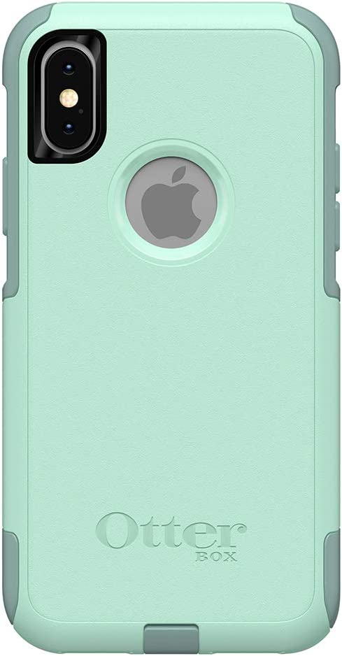 OtterBox COMMUTER SERIES Case for iPhone Xs /& iPhone X BLACK Frustration Free Packaging