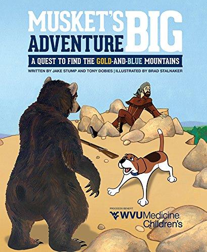 Download Musket's Big Adventure pdf epub
