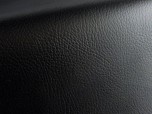 合皮レザー生地 (黒) 135×44cm