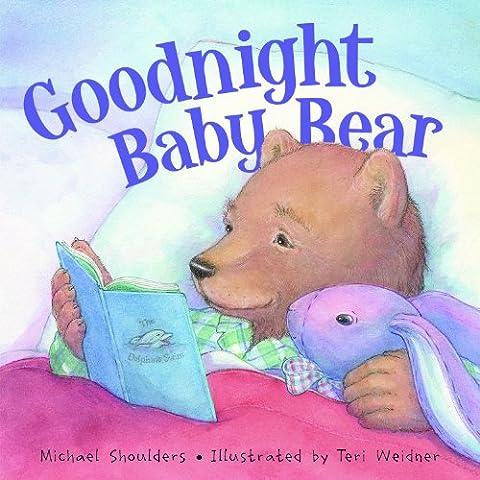 Goodnight Baby Bear (Good Night Rhode Island Book)