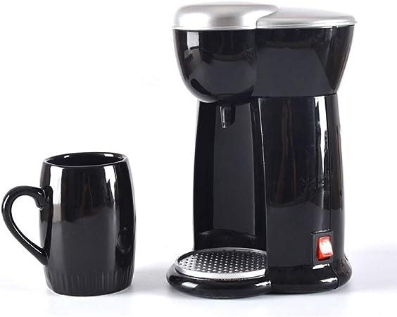 SYSWJ Cafetera 140Ml Mini Coffee Machine Automatic Drip Coffee ...