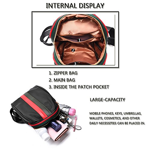 Bookbags Fashion Girls Leather Bag C1 Backpack Women Backpack for School Travel Purse w8zw701q