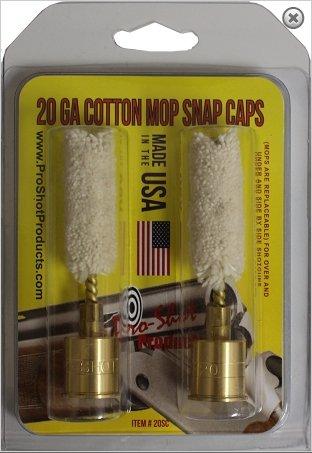 Pro-Shot 20 Gauge Snap Caps