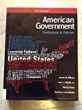 American Government: Institutions and Policies 15th Ed AP Edition