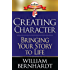 Creating Character: Bringing Your Story to Life (Red Sneaker Writers Book Series 2)