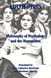 img - for Philosophy of Psychology and the Humanities (The Collected Works of Edition Stein Book 7) book / textbook / text book