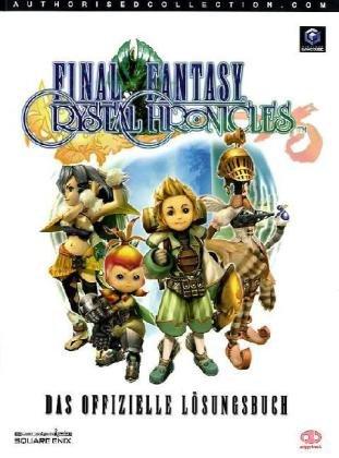 Final Fantasy Crystal Chronicles Lösungsbuch