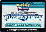 pokemon codes plasma freeze - Pokemon - Plasma Freeze Unused Booster Pack Code - Pokemon TCGO Code Cards