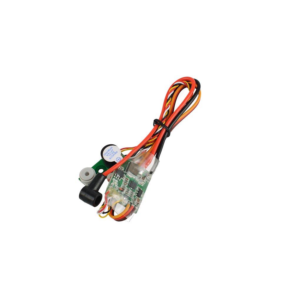 RC metanol encendido del motor RCD3007 control remoto conductor de calor conductor controlador de enchufe para RC avi/ón helic/óptero coche barco