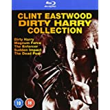Clint Eastwood's Dirty Harry Boxset