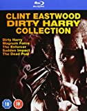 Dirty Harry Collection Box [Reino Unido] [Blu-ray]