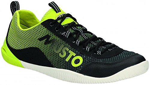 2016 Musto Dynamic Pro Race Shoe Black/Lime FS0170/80
