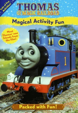Thomas and the Magic Railroad: Magical Activity Fun (2000-07-01)