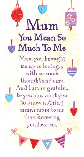 Heartwarmers Mum You Mean So Much To Me Magnetic Bookmark