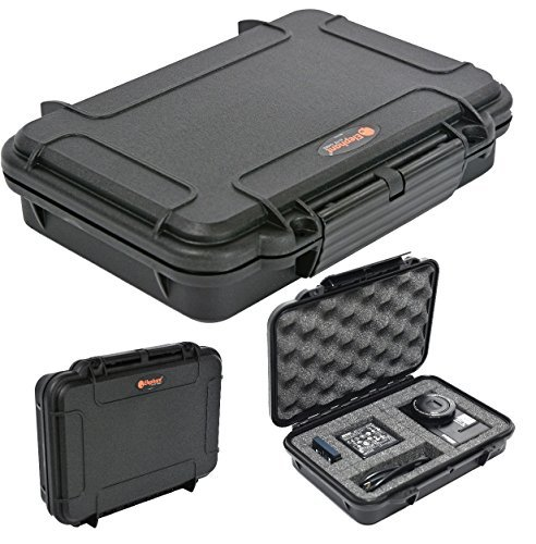 - Point and Shoot Camera Case Waterproof Hard Compact Camera Case Elephant EL008 with Pre-cubed Foam