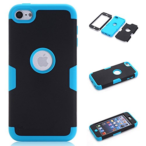 iPod Touch 6 Case,iPod Touch 5 Case, VPR 3 in 1 Shock (Combo Shock)