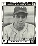 1948 Swell Sport Thrills Reprints #18 Home Run To Fame: PeeWee Reese's Grand Slam - NM-MT