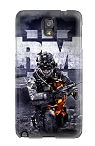 Awesome Case Cover/galaxy Note 3 Defender Case Cover(battlefield) by lolosakes