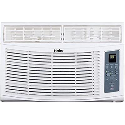 Haier 8,000 BTU 11.2 Ceer Electronic Control Air Conditioner