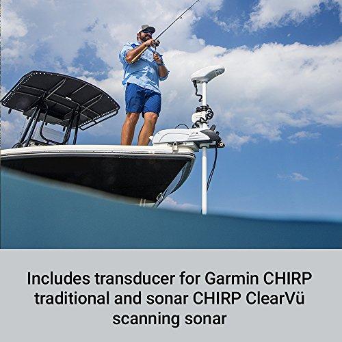 51 0YjNV5KL - Garmin echoMAP CHIRP 54cv with transducer, 010-01799-01