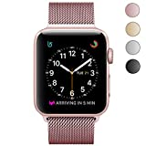 OROBAY Replacement Band for Apple Watch, Stainless Steel...