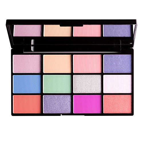NYX PROFESSIONAL MAKEUP In Your Element Shadow Palette, Air