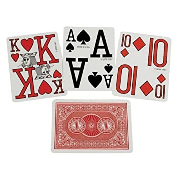 Low vision playing cards poker size android tablets with sim card slots