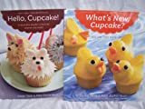 img - for Lot 2 VOLUMES HELLO, CUPCAKE! & WHAT'S NEW CUPCAKE? book / textbook / text book