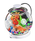 Sunsun Aquarium Kit Desk Fish Tank Contains 3.5L