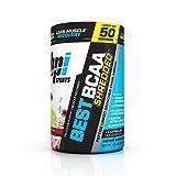 BPI Sports Best BCAA Shredded Powder for Men & Women, Cherry Lime, 50 Servings