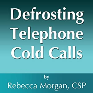 Defrosting Telephone Cold Calls Speech