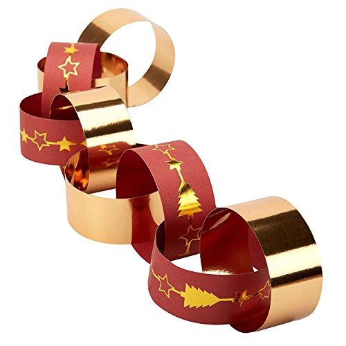 Neviti 772324 Dazzling Christmas Paper Chains by Neviti